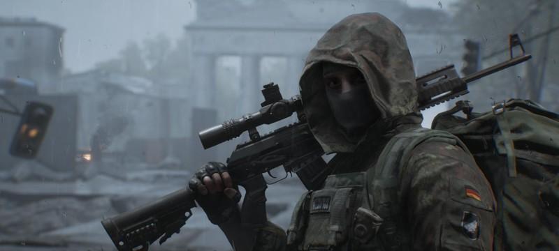 Больше часа геймплея шутера World War 3