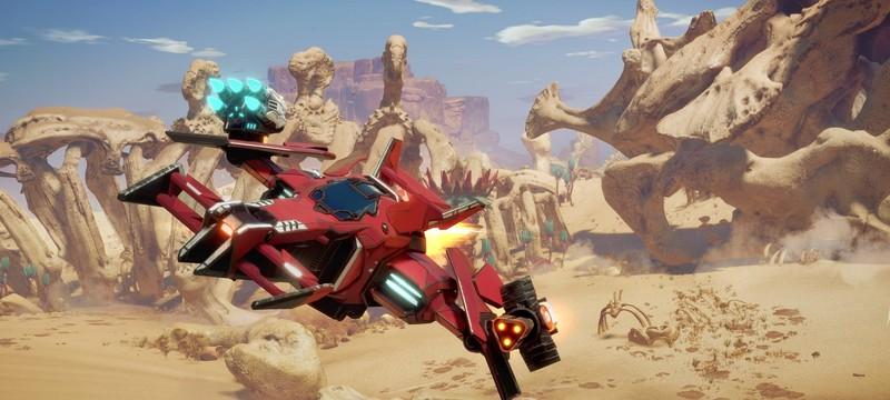 Мнения критиков и релизный трейлер Starlink: Battle for Atlas