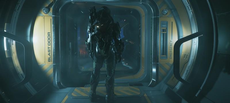 Разработчики Star Citizen показали модель поведения ткани в игре