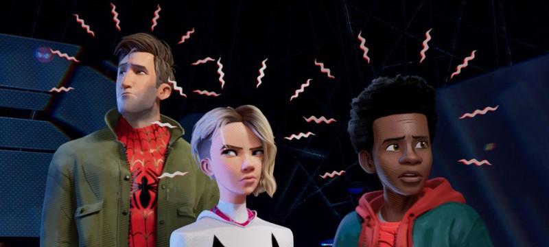 """Кадры """"Человек-паук: Сквозь вселенные"""" в официальном саундтреке"""