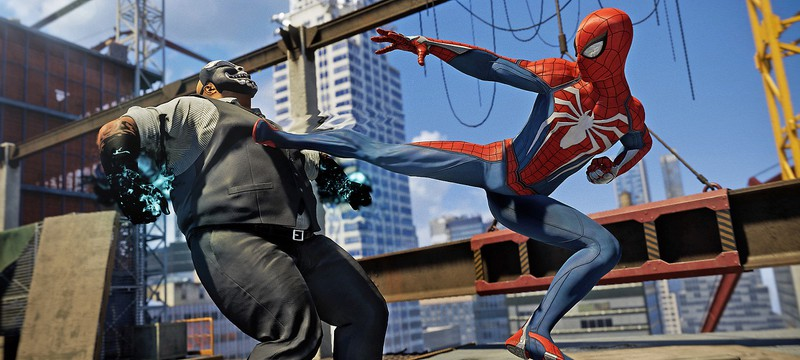 """Режим """"Новая игра+"""" уже доступен в Spider-Man"""