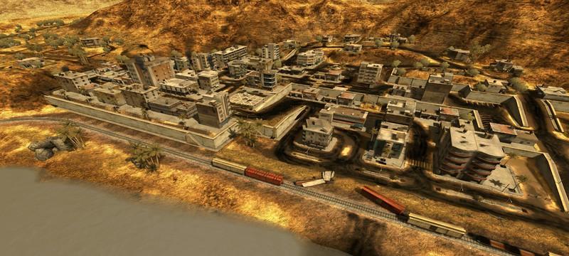 Фанат воссоздал классическую карту из Battlefield 2 на движке Unreal Engine 4