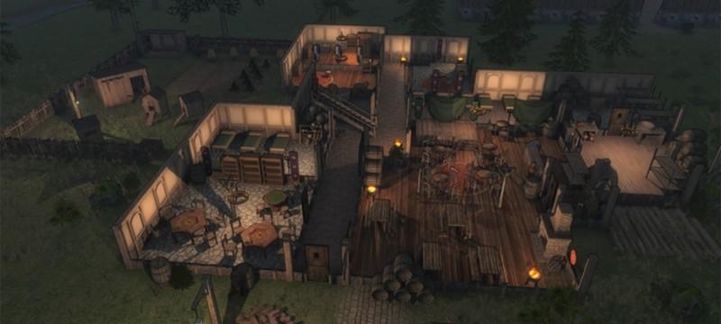 Crossroads Inn — симулятор таверны в мире RPG