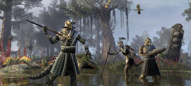 Дополнение Murkmire для The Elder Scrolls Online доступно на PC