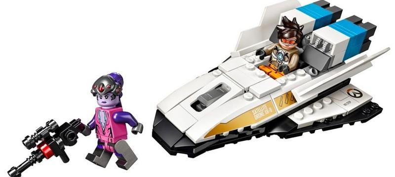 Утечка: Фотографии всех ближайших наборов LEGO Overwatch