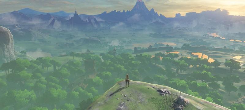 Композитор создал музыкальный ролик по Breath of the Wild, используя звуки из игры