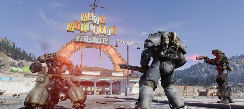 Огромные монстры и красоты Западной Вирджинии на новых скриншотах Fallout 76