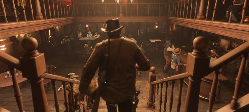 Rockstar раскрыла подробности мобильного приложения Red Dead Redemption 2
