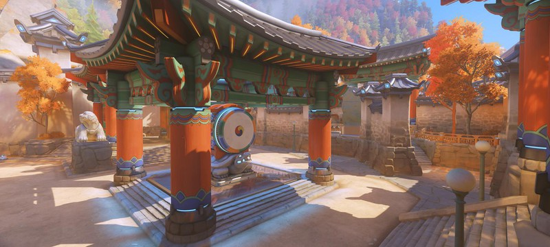 Blizzard не покажет новую карту для Overwatch на BlizzCon 2018