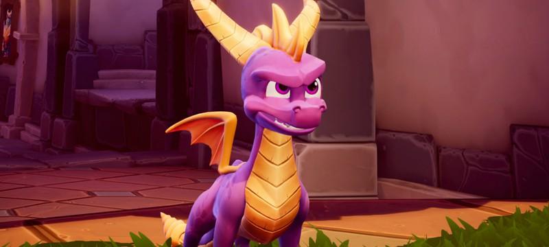 Слух: Spyro Reignited Trilogy выйдет на двух дисках Blu-ray