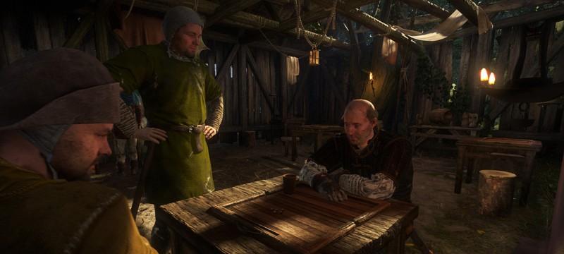 """Разработчики Kingdom Come Deliverance исправили """"Амурные приключения"""" новым патчем"""