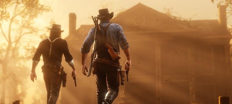 Первые 20 минут геймплея Red Dead Redemption 2