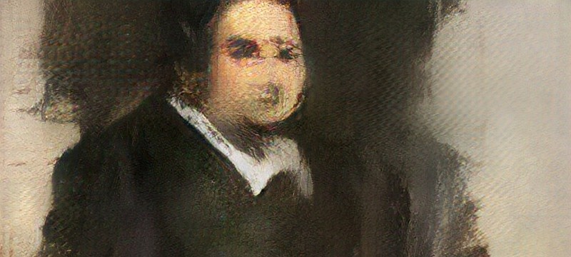 Кто-то купил созданную ИИ картину за 432 тысячи долларов