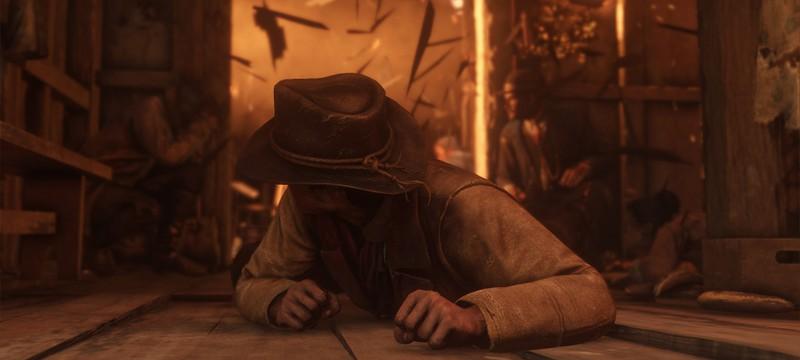 Опрос на Shazoo: Сезон Red Dead Redemption 2