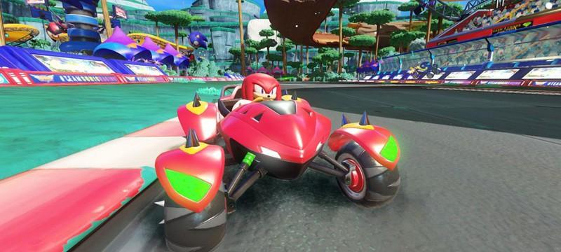 Sega перенесла релиз Team Sonic Racing на середину 2019 года
