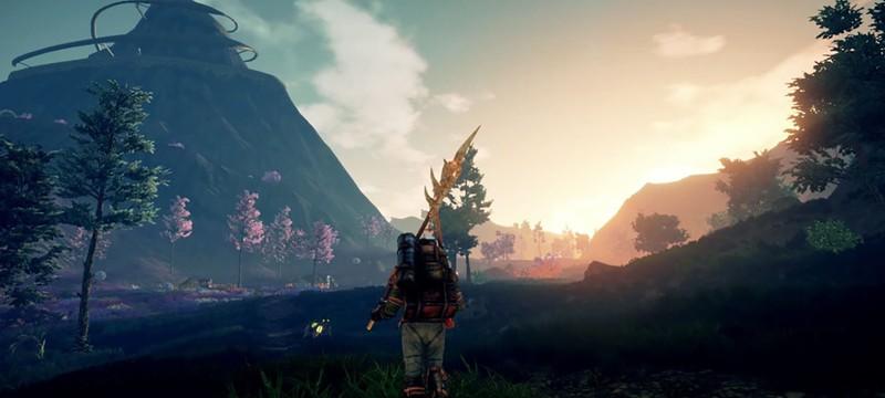 Красоты открытого мира на скриншотах ролевой игры Outward