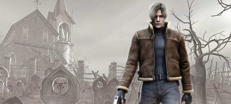 Resident Evil 4 выйдет на Nintendo Switch — вместе с RE и RE 0