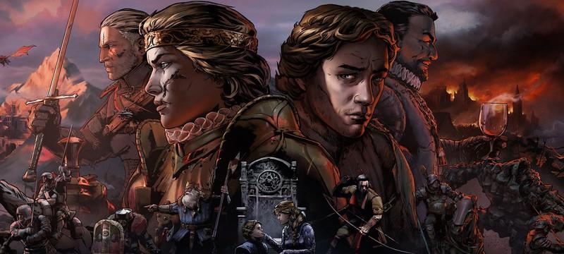 Thronebreaker: The Witcher Tales — расположение всех золотых сундуков в Лирии