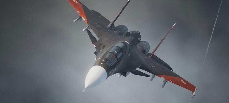 Новый трейлер Ace Combat 7 посвящен кастомизации