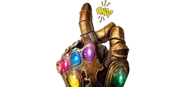 """""""Мстители: Война Бесконечности"""" на обложке декабрьского номера Empire"""