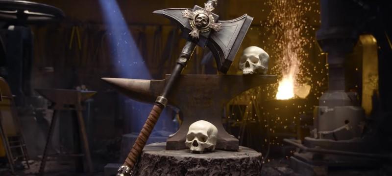 Man At Arms воссоздали легендарный молот из Warhammer Fantasy
