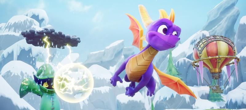 Activision объяснила, что будет в обязательном патче первого дня для Spyro Reignited Trilogy