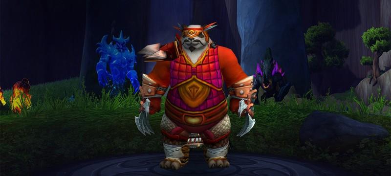Игрок World of Warcraft докачался до 120 уровня собирая цветы
