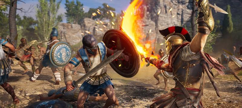 """Второе задание """"Эпичный Наемник"""" в Assassin's Creed Odyssey тоже отменяется"""