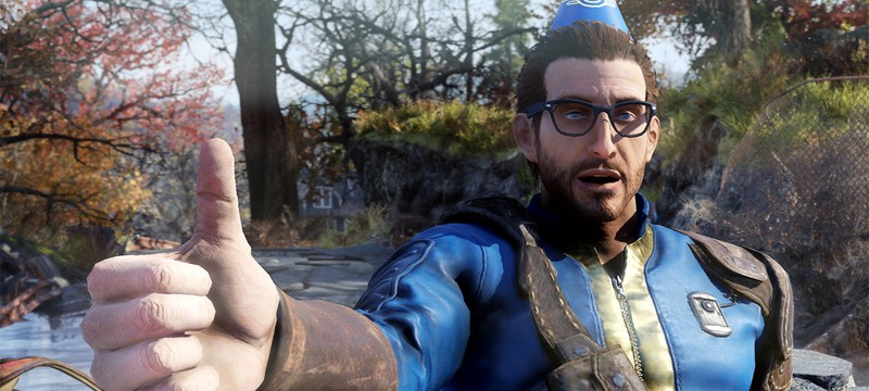 Баг при запуске бета-версии Fallout 76 на PC заставил геймеров заново скачивать игру