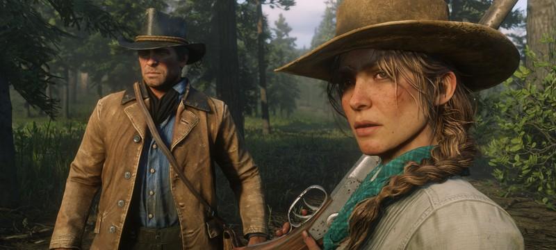 Red Dead Redemption 2 стали в разы чаще искать на порносайтах