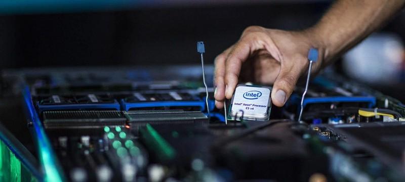 Слух: Дефицит процессоров Intel мог быть вызван компанией Apple