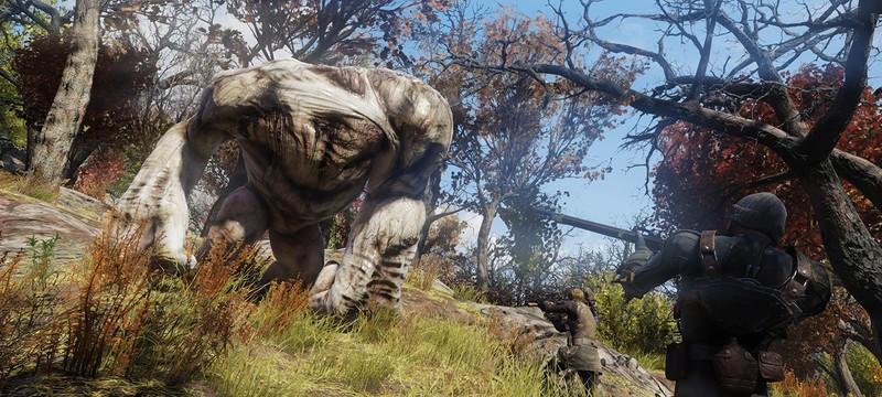 Bethesda выпустила аудиоистории о монстрах Fallout 76