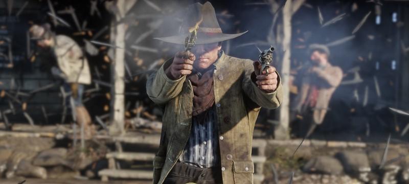 Преступление и наказание в Red Dead Redemption 2