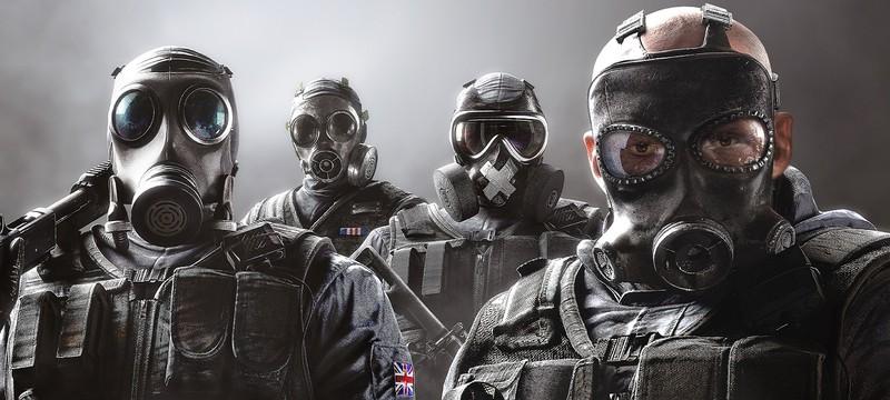 Ubisoft зацензурит некоторые вещи в Rainbow Six Siege