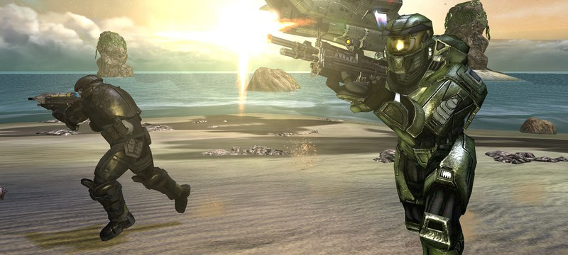 Фанат создаёт ремейк Halo: Combat Evolved на Unreal Engine 4