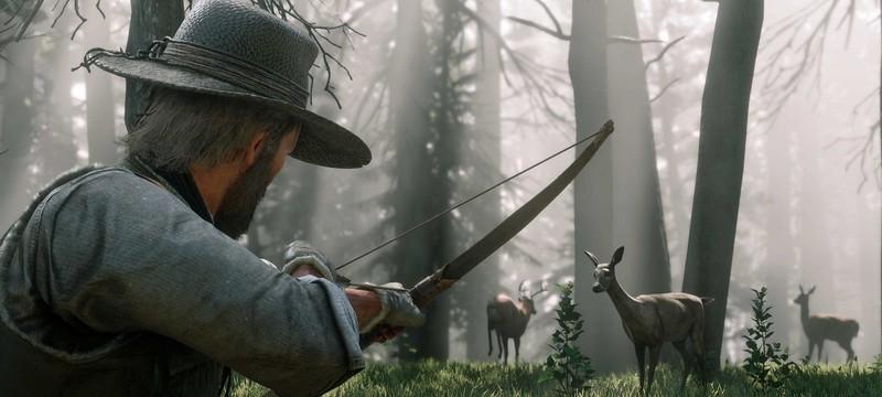 UK-чарт: Red Dead Redemption 2 лидирует вторую неделю подряд