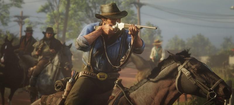 Поиск сокровища шайки Джека Холла в Red Dead Redemption 2