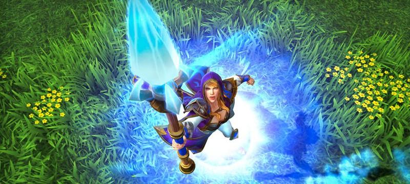 Warcraft III: Reforged будет поддерживать пользовательские карты из оригинала