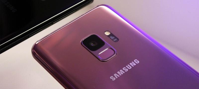 Samsung анонсирует складной смартфон в ближайшие дни