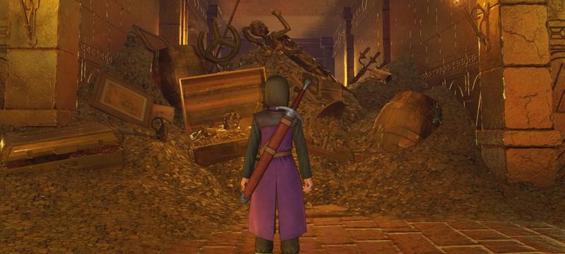 Тираж Dragon Quest XI превысил четыре миллиона копий