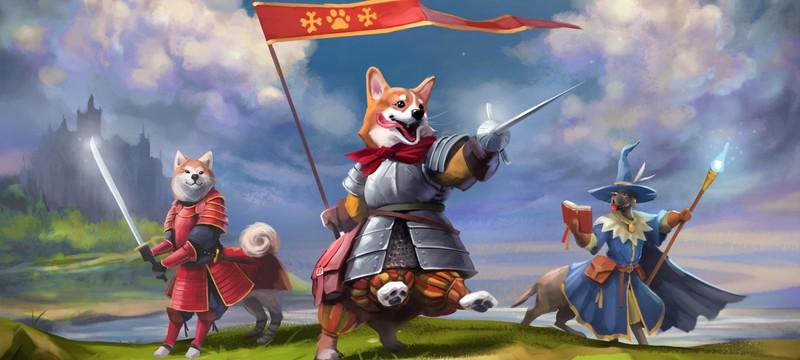 Фигурки для D&D в виде собак-кентавров успешно профинансированы на Kickstarted