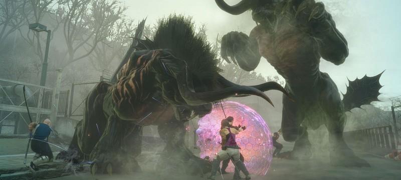 Трейлер отдельной версии мультиплеера Comrades для Final Fantasy XV