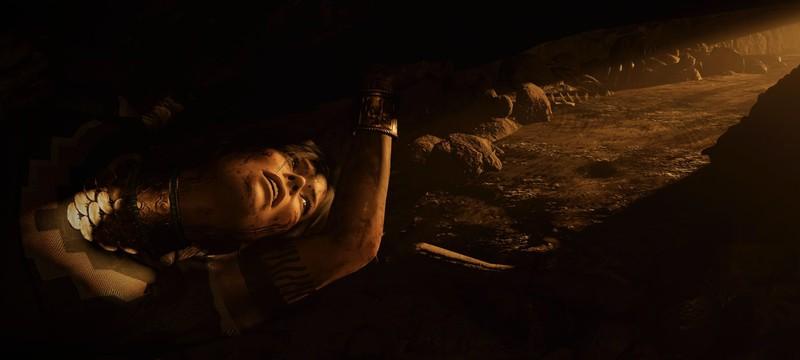 Новый геймплей кооперативного дополнения для Shadow of the Tomb Raider