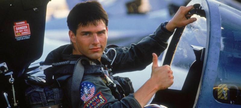 Слух: Том Круз научится пилотировать истребитель ради Top Gun Maverick