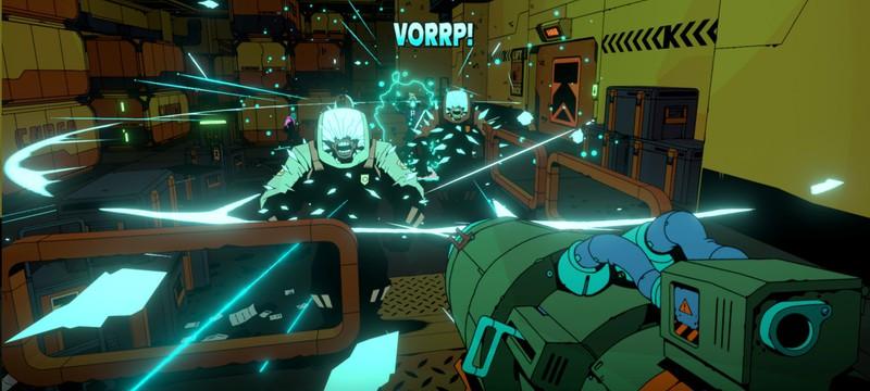 X018: Void Bastards — новая игра от разработчиков BioShock и System Shock 2