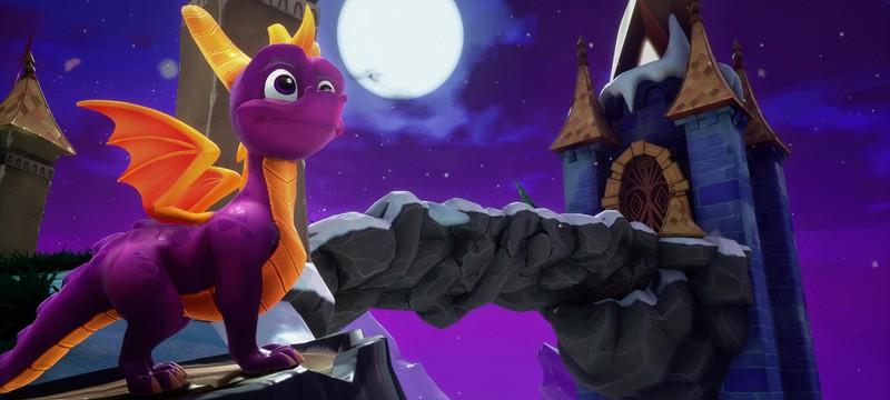 Первые 15 минут каждой части Spyro Reignited Trilogy