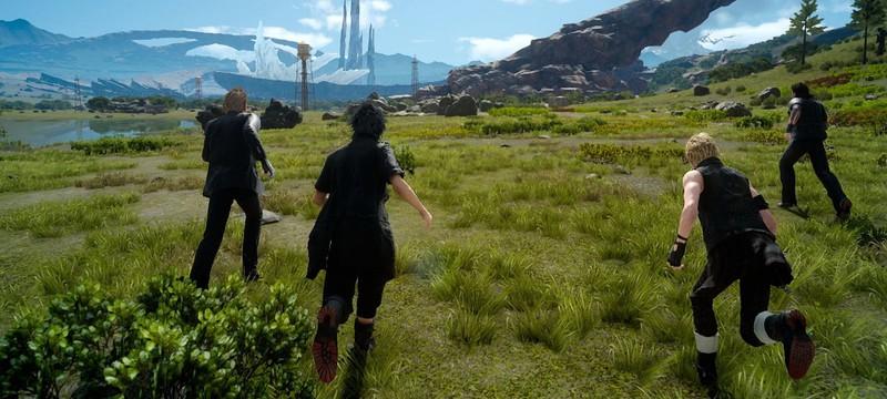 Моддер добавил в Final Fantasy XV надгробия отменённым DLC