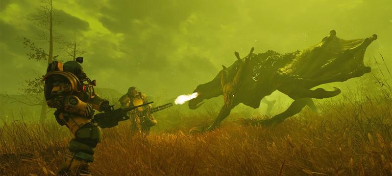 Открытое письмо Bethesda к запуску Fallout 76