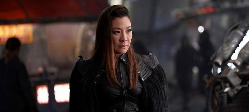 Спин-офф Star Trek Discovery расскажет про персонажа Мишель Йео