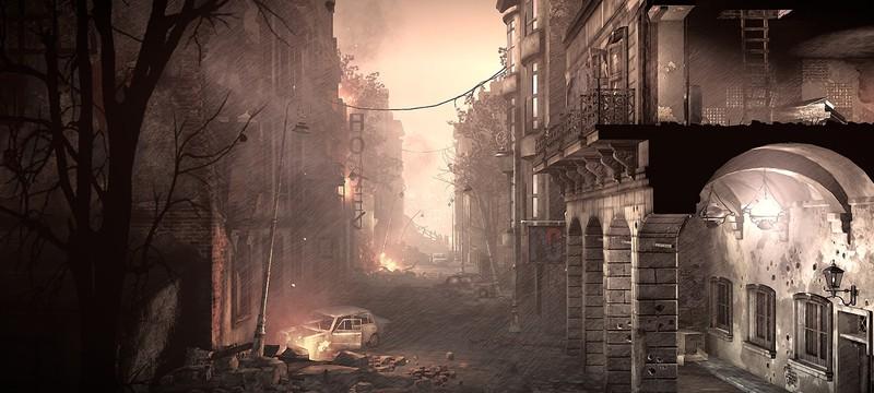 Геймплейный трейлер дополнения The Last Broadcast для This War of Mine